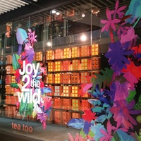 Window 23 - T2 joy to the wild 2