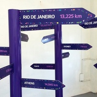 PRINT 13 - Rio Olympic Way 1