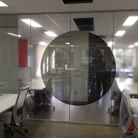 Window Graphics 15 - Office