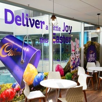 Window 1 - Mondelez Easter 1