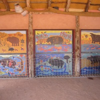 ART 25 - canvas werribee zoo 1