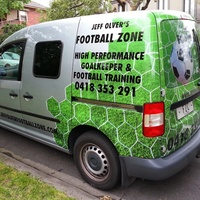 VEHICLE 8 - Football Zone 1