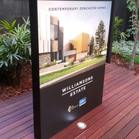 PRINT 32 - Williamsons Estate Sign Wrap