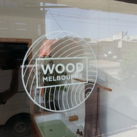 Window Graphics 39 - Wood